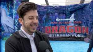 Christopher Mintz-Plasse Is Fishlegs In 'How to Train Your Dragon: The Hidden World' [Video]
