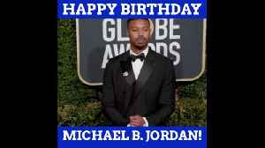 Happy Birthday, Michael B. Jordan! [Video]