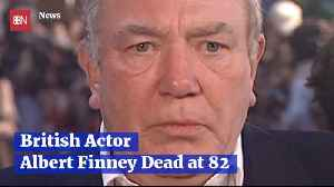 5 Time Oscars Nominee Albert Finney Has Died [Video]