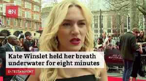 Can Kate Winslet Hold Her Breath Longer Than Most People [Video]