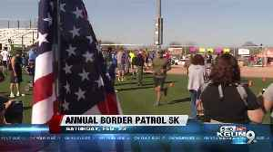Registration open for Annual Border Patrol 5K [Video]