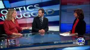 Growing Colorado senate race, State of the Union hot topics on this week's Politics Unplugged [Video]