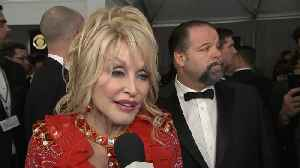 News video: Dolly Parton & Dua Lipa On Women In The Music Industry