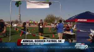 Annual Border Patrol Memorial Race happening later this month [Video]