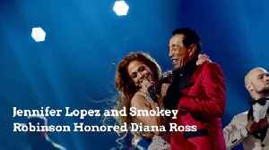Jennifer Lopez, Smokey Robinson, Alicia Keys, Diana Ross In Grammys Motown Tribute [Video]