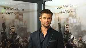 Chris Hemsworth won't rule out ageing action man career [Video]