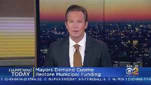 Mayors In Albany To Confront Gov. Cuomo [Video]