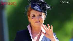 Duchess of York Sends Strong Message to the 'Sewer' Social Media Trolls [Video]