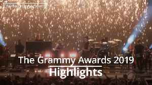 Grammys 2019: The Highlights [Video]