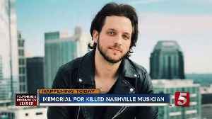 Kyle Yorlets: Belmont to hold memorial for musician shot, killed during robbery [Video]
