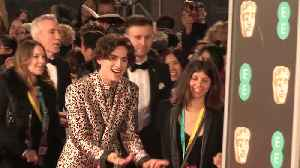 News video: 2019 EE BAFTAs Red Carpet Highlights