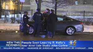 Keys Stolen From Rental Car Outside R. Kelly Studio [Video]