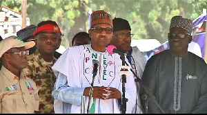 Nigeria to launch crucial elections [Video]