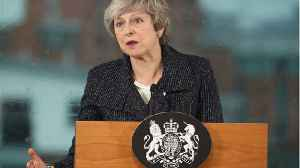 News video: Spokesman Says British PM May to make Brexit statement on Tuesday