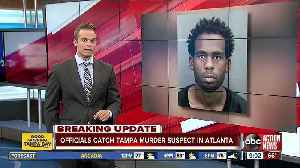 Man wanted for New Year's Eve murder in Tampa arrested in Atlanta [Video]