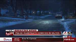 1 dead after Monday morning shooting in Belton [Video]