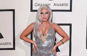 News video: Lady Gaga uses Grammy speech to highlight mental health issues