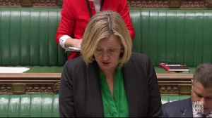 Amber Rudd Admits Universal Credit Led To More People Using Food Banks [Video]