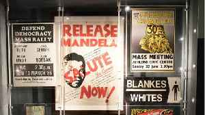 Unseen Mandela Artifacts Go On Display At New Exhibition [Video]