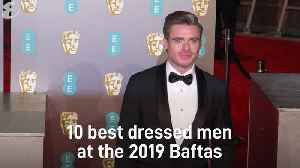 10 best dressed men at the 2019 BAFTAS [Video]
