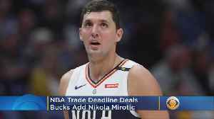 Eastern Conference Contenders Reload At NBA Trade Deadline [Video]