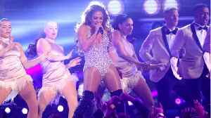 News video: Jennifer Lopez Defends Her Controversial Motown Tribute At The Grammys