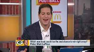 'GMFB' discusses new coaching hires and who is set up to win now [Video]