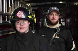 Illinois Firefighter with Down Syndrome Quits Department Over Bullying [Video]