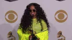 H.E.R. Talks Female Empowerment At The Grammys [Video]