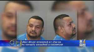 Uber Driver Fired, Free On Bail Following Sex Assault Charge [Video]