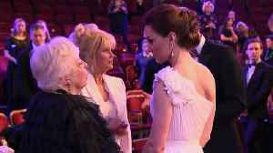 Duke And Duchess Of Cambridge Greet BAFTAs Stars [Video]