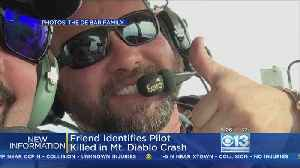 Small Plane Flying From Hayward To Lincoln Crashes Into Mt. Diablo [Video]