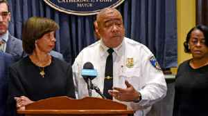 Acting Baltimore Police Commissioner Michael Harrison is introduced [Video]