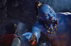 News video: New 'Aladdin' Trailer Reveals Will Smith's Genie Character