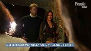 News video: Meghan Markle's Dad Shares Personal Letter Confirming Her Friends' Account