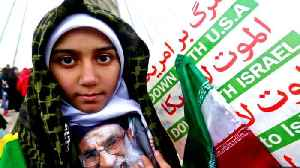 Reporting from Iran's 40th revolution anniversary celebrations [Video]