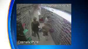 Women Steal Thousands In Cosmetics From Walgreens Store [Video]