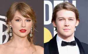 News video: Taylor Swift Ditched Grammys to Support Boyfriend Joe Alwyn