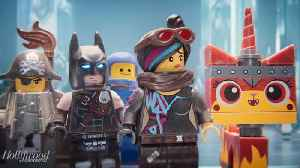 'Lego Movie 2: The Second Part' Opens to An Estimated $34M-$35 in North America at Box Office | THR News [Video]