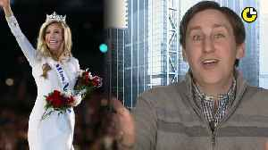 Phil Mickelson and Miss America(?) Steal the Show at Pebble Beach [Video]