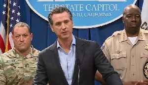 BORDER WITHDRAWAL: Gov. Gavin Newsom pulls California National Guard out of Trump border deployment [Video]