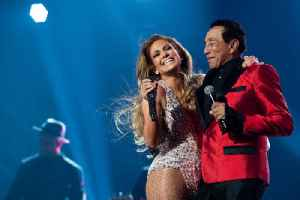 News video: Smokey Robinson Defends Jennifer Lopez's Grammy Motown Tribute