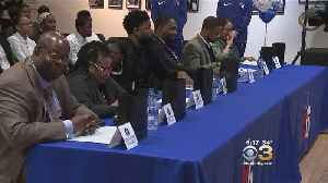 Sixers Host Black History Month Competition At African American Museum [Video]