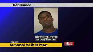 Montrose man who shot and burned Macon man is sentenced to life in prison [Video]
