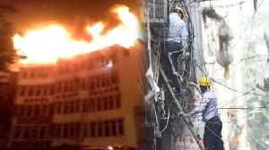 Massive fire at Delhi's Arpit Palace Hotel, Rescue Operation underways | Oneindia News [Video]