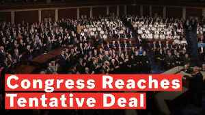 Congressional Negotiators Reach Tentative Deal To Avoid Another Government Shutdown [Video]