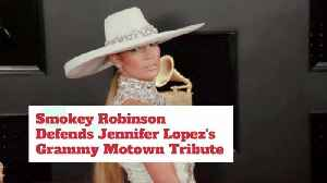 J Lo's Grammy Tribute To Motown Upsets Some People: Why? [Video]