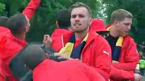 Arsenal's Aaron Ramsey to join Juventus for £400k-a-week [Video]