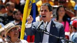 Trouble Looms In Venezuela as Guaido Sets Date For Receiving Foreign Aid [Video]