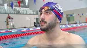 This Syrian Refugee Hopes To Swim At The 2020 Tokyo Olympics [Video]